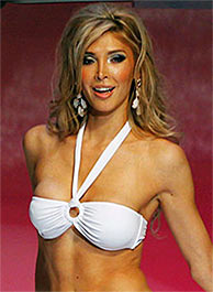 Recollect more top model tranny