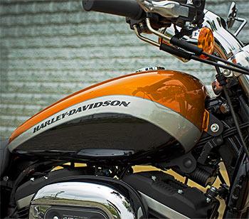 In Pics: Harley-Davidson Sportster 1200 Custom