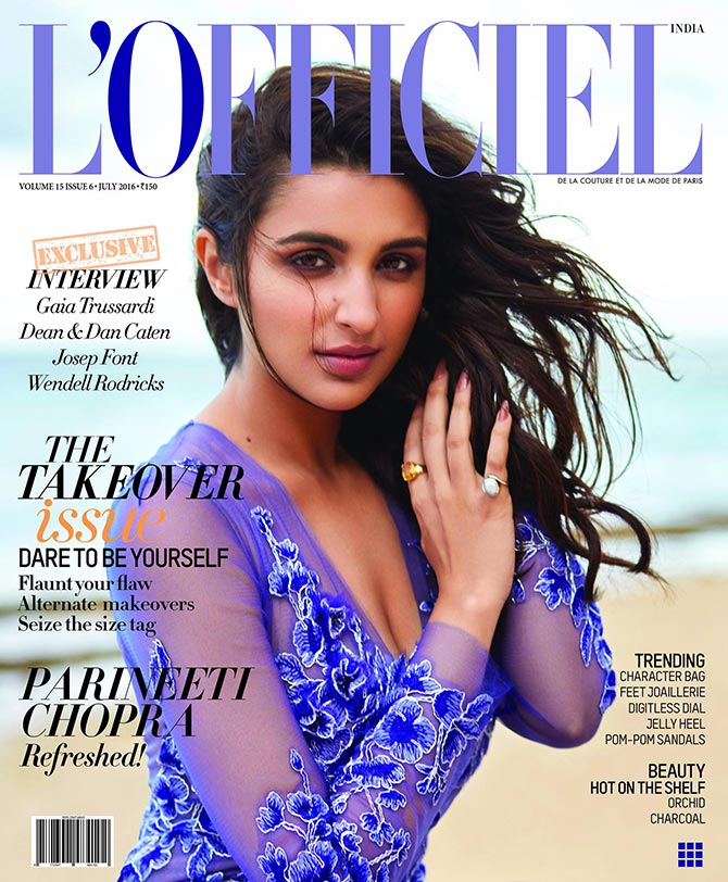 Latest News from India - Get Ahead - Careers, Health and Fitness, Personal Finance Headlines - VOTE: Who's the hottest July cover girl?