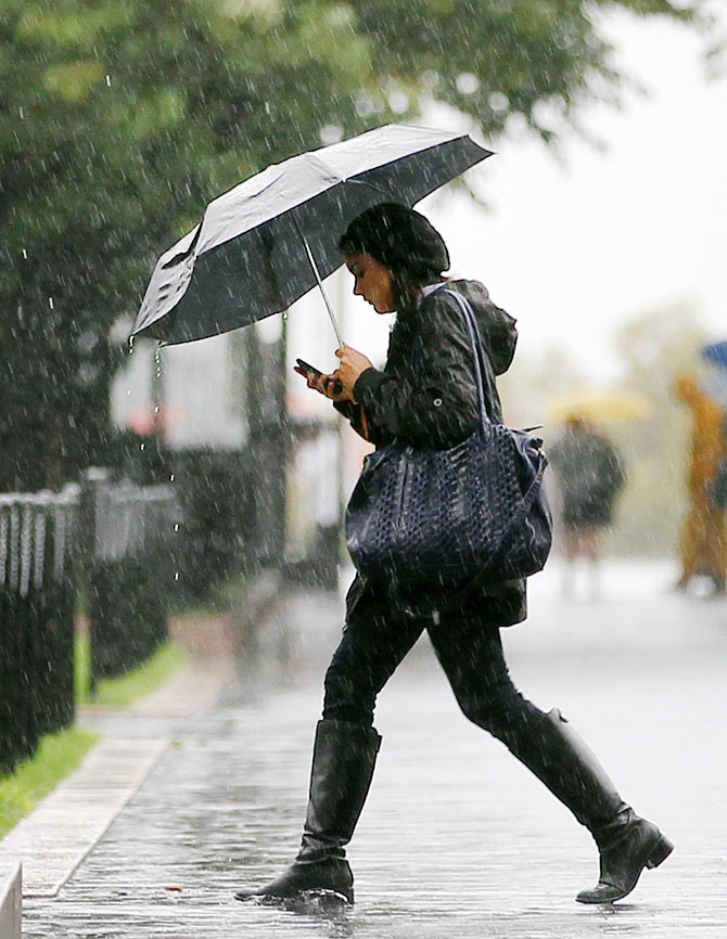 Latest News from India - Get Ahead - Careers, Health and Fitness, Personal Finance Headlines - Reader Invite: What's your monsoon style?
