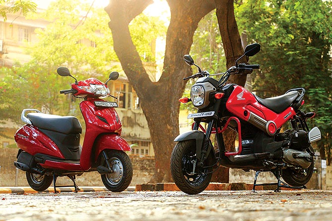 Honda Navi vs Honda Activa 3G: What's different?
