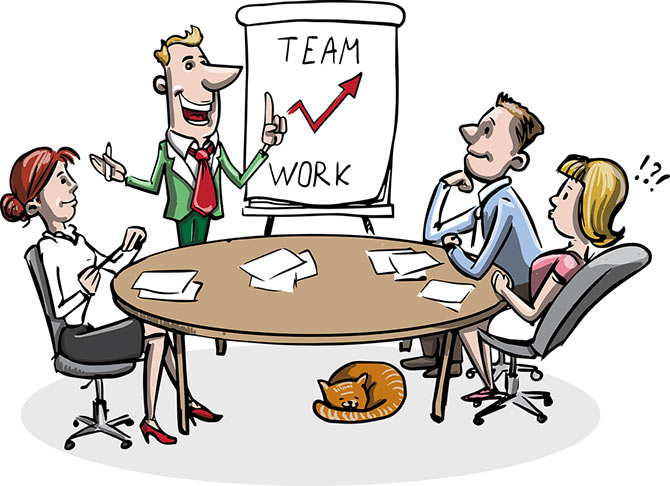 team work and being a team player is a favourite subject among most successful leaders - Are You A Tram Player Ability To Work In A Team