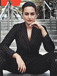 Latest News from India - Get Ahead - Careers, Health and Fitness, Personal Finance Headlines - Poll: Like Sonakshi Sinha's badass look?