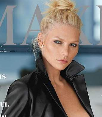 Latest News from India - Get Ahead - Careers, Health and Fitness, Personal Finance Headlines - Aline Weber dares to bare for mag cover!