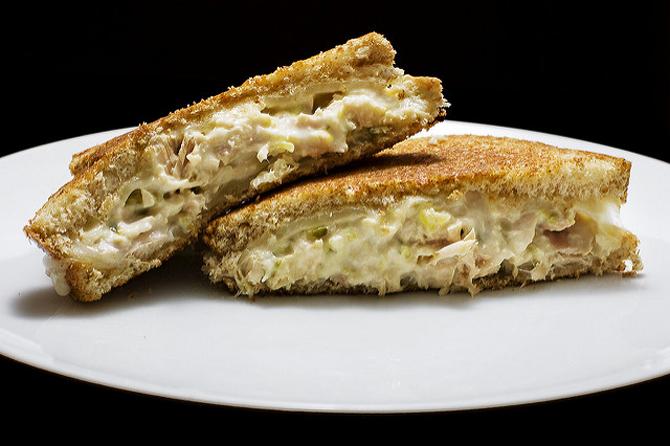 Breakfast recipe: How to make Tuna Fish Sandwich