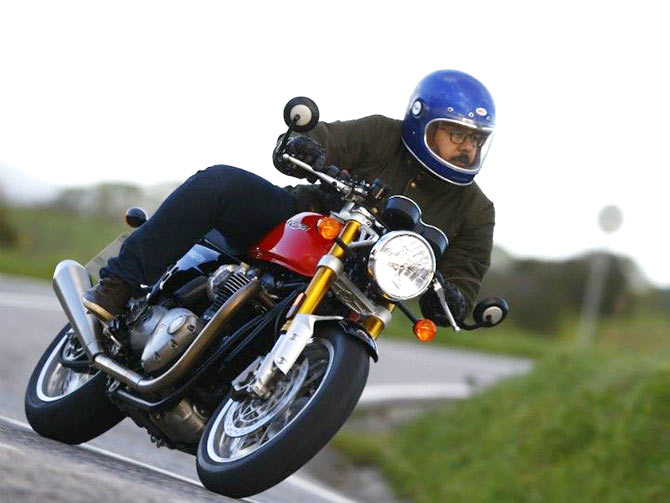 Bike review: 2016 Triumph Thruxton R