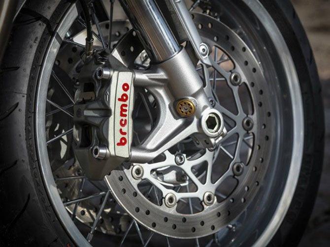 2016 Triumph Thruxton R