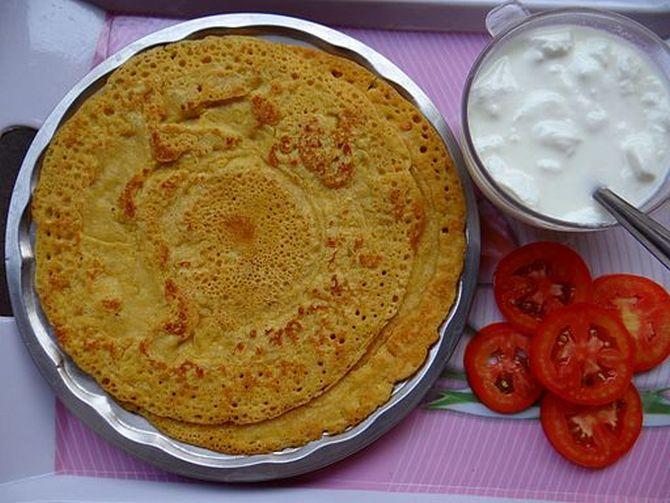 Latest News from India - Get Ahead - Careers, Health and Fitness, Personal Finance Headlines - Breakfast recipe: How to make Besan ka Cheela
