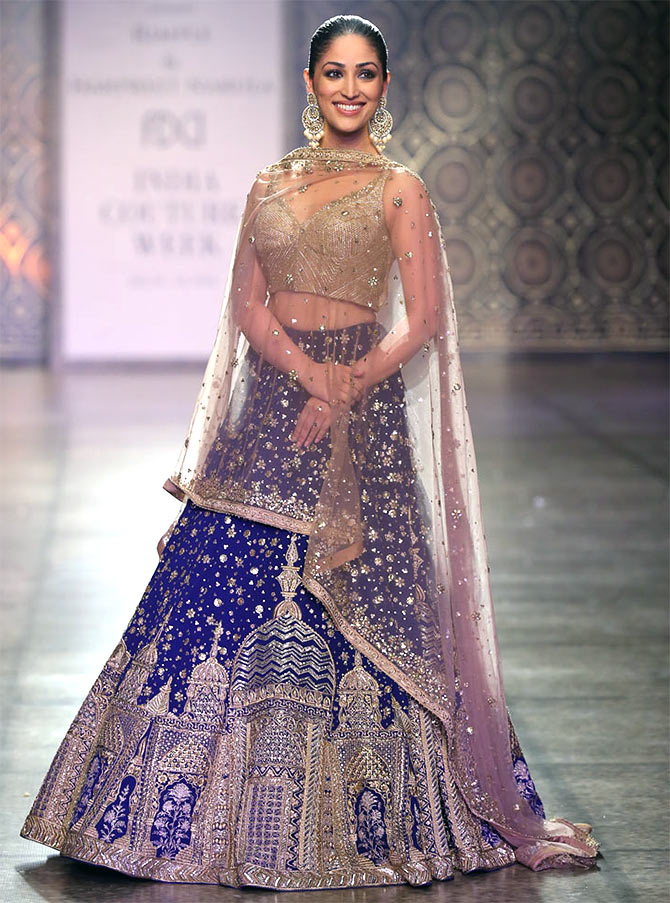 Latest News from India - Get Ahead - Careers, Health and Fitness, Personal Finance Headlines - Deepika, Kangana or Yami: Who's the hottest showstopper?