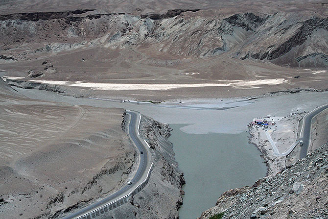 Zanskar and Indus sangam