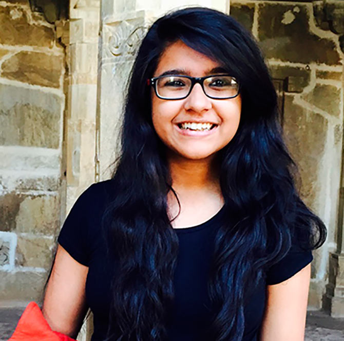 Latest News from India - Get Ahead - Careers, Health and Fitness, Personal Finance Headlines - #Artivism: This 17-yr-old is using art to change mindsets