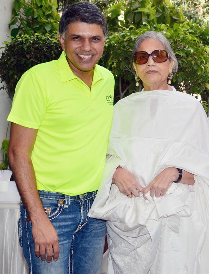 Salman Khan's mom shares her special recipe