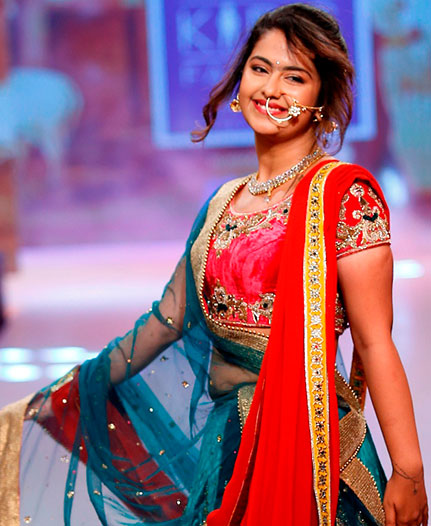 Latest News from India - Get Ahead - Careers, Health and Fitness, Personal Finance Headlines - Avika, Daisy, Mandana turn catwalk queens