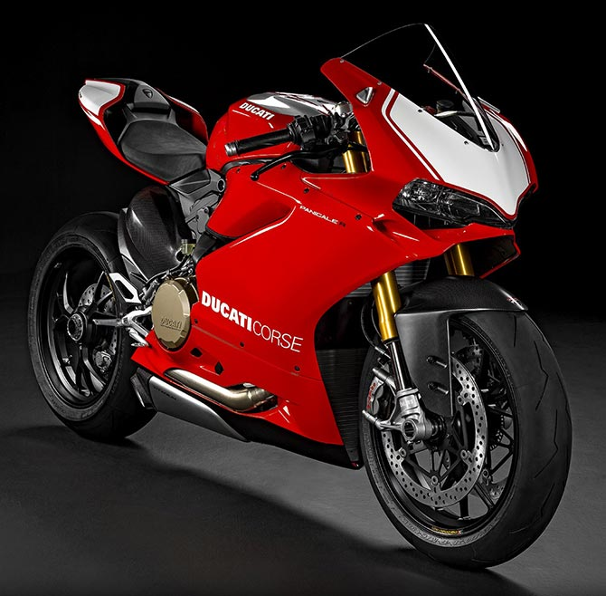5 most expensive bikes in India - Rediff.com Get Ahead