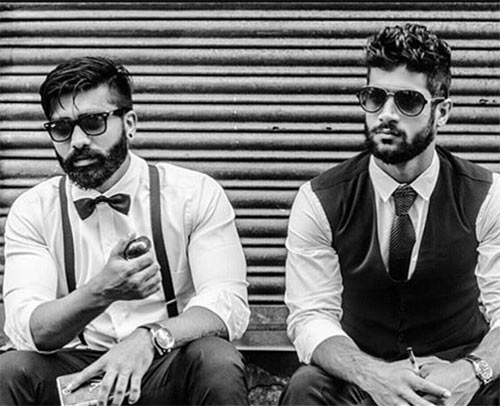Latest News from India - Get Ahead - Careers, Health and Fitness, Personal Finance Headlines - The brave beard brothers!