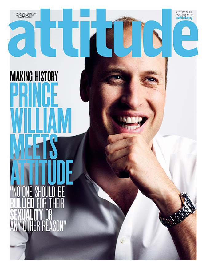 Latest News from India - Get Ahead - Careers, Health and Fitness, Personal Finance Headlines - Prince William takes a stand. Are you with him?