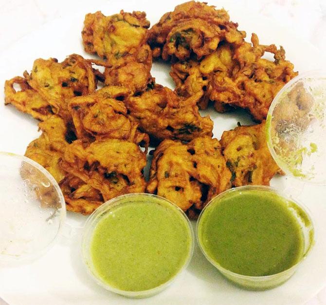 Kanda Bhajis