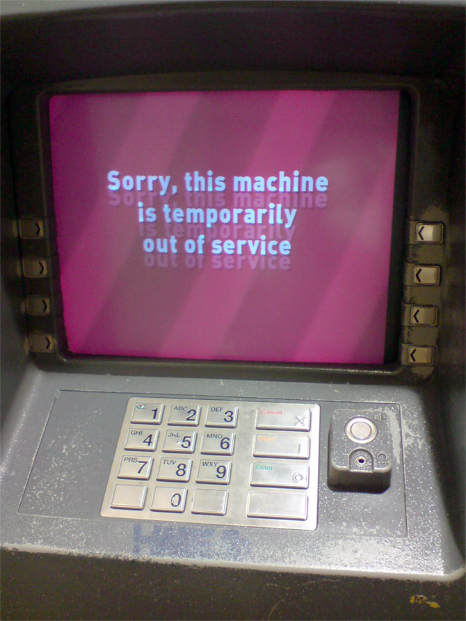 ATM woes: 'I was left stranded' - Rediff com Get Ahead