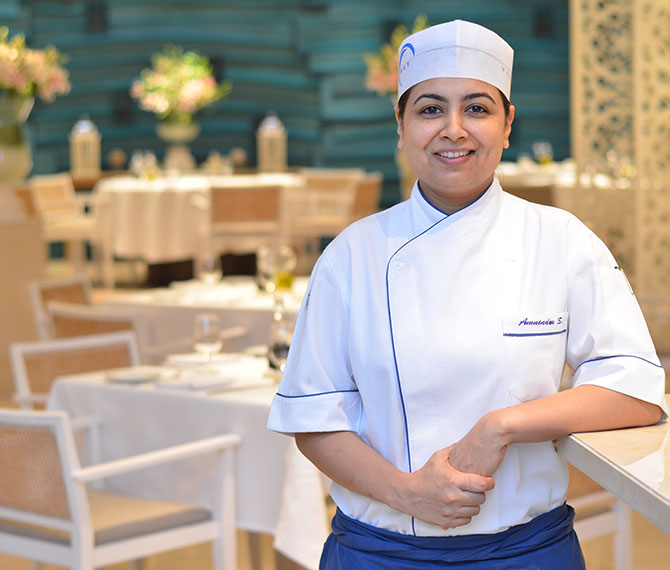 What It Means To Be A Woman Chef In India Rediff Com Get
