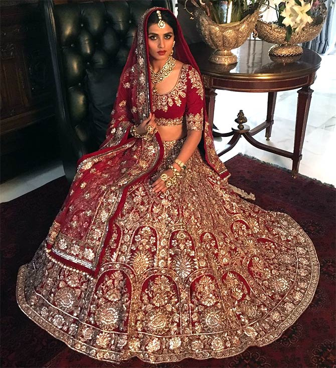 10 reasons why we love manish malhotra get ahead for Best indian wedding dresses