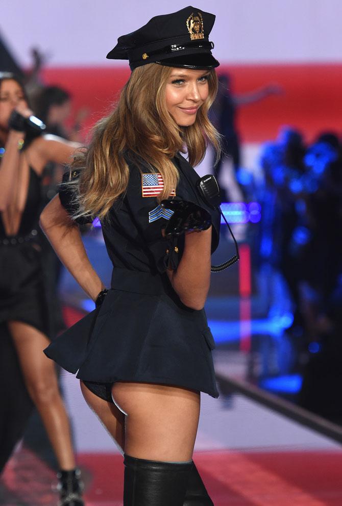 The newest Victoria's Secret Angel - Rediff.com Get Ahead