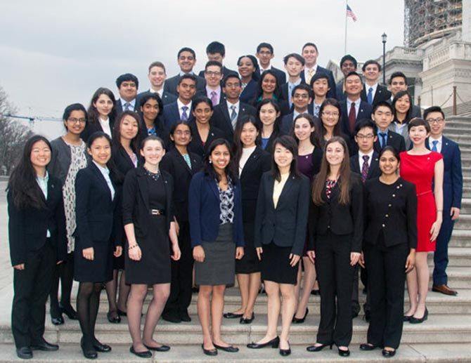 Latest News from India - Get Ahead - Careers, Health and Fitness, Personal Finance Headlines - 6 Indian-Americans among Intel Science Talent Search winners