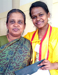 Latest News from India - Get Ahead - Careers, Health and Fitness, Personal Finance Headlines - My Mom, my guardian angel!
