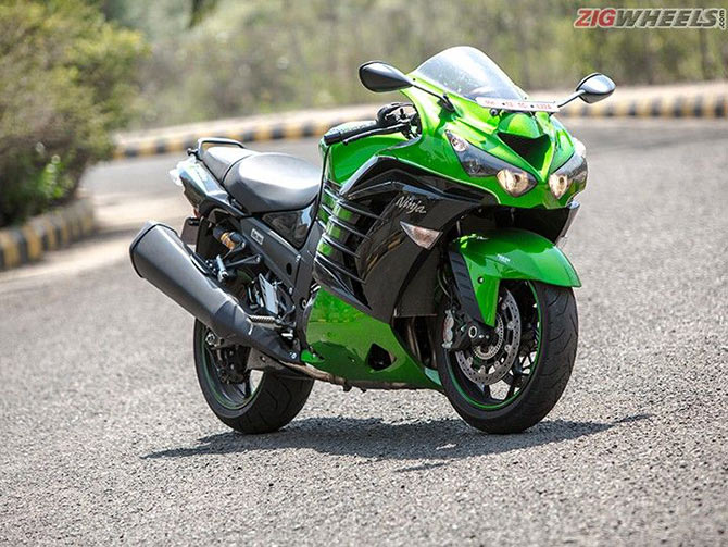 2016 Kawasaki Ninja ZX-14R: Review