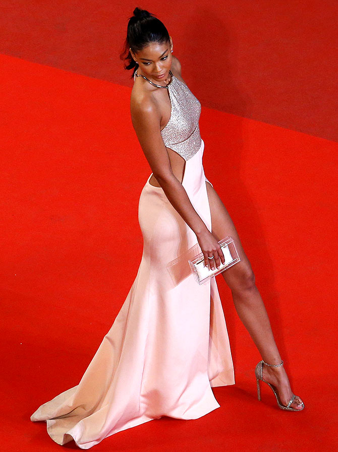 Latest News from India - Get Ahead - Careers, Health and Fitness, Personal Finance Headlines - Cannes 2016: The best dressed models