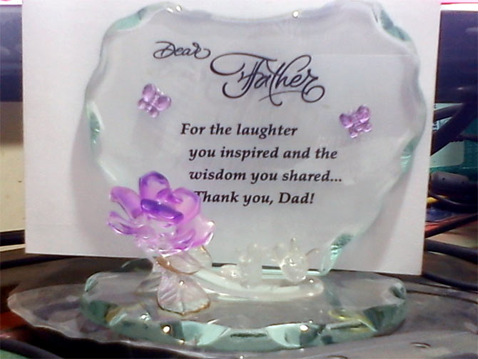 Thoughtful gift thank you dad get ahead for Thoughtful gifts for dad from daughter