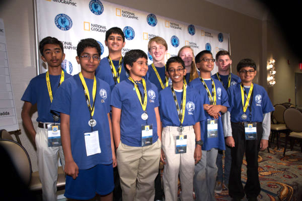 Latest News from India - Get Ahead - Careers, Health and Fitness, Personal Finance Headlines - 7 Indian-Americans among 10 finalists of Nat Geo Bee contest