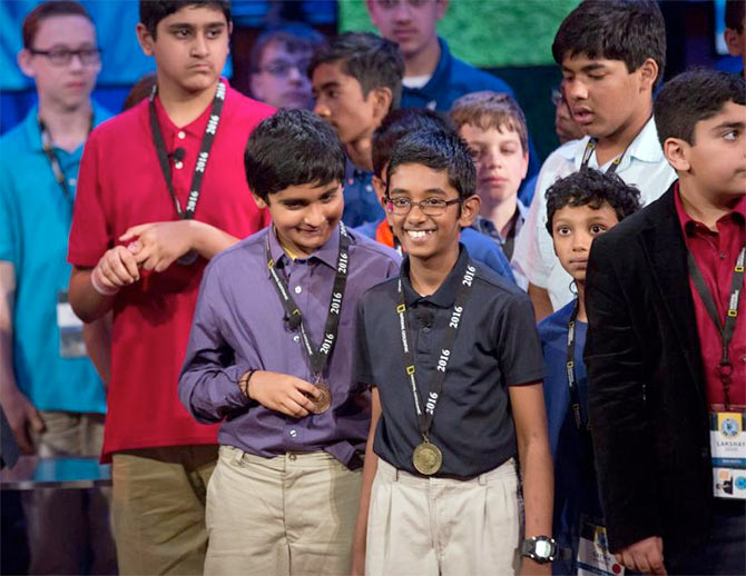 Latest News from India - Get Ahead - Careers, Health and Fitness, Personal Finance Headlines - 12-year-old Indian-American wins Nat Geo Bee contest
