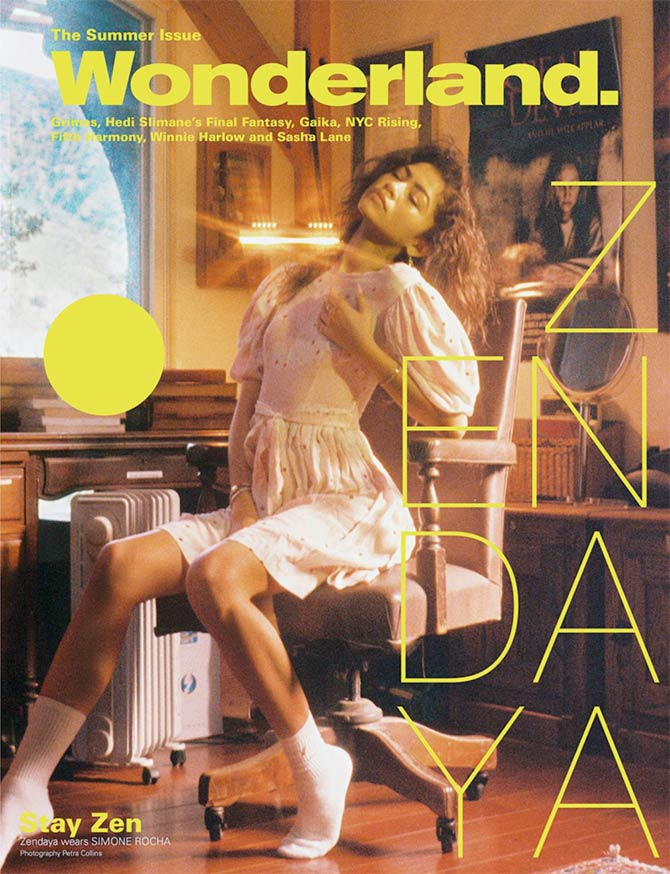 Latest News from India - Get Ahead - Careers, Health and Fitness, Personal Finance Headlines - Zendaya on mag cover: Sexy or sleazy?