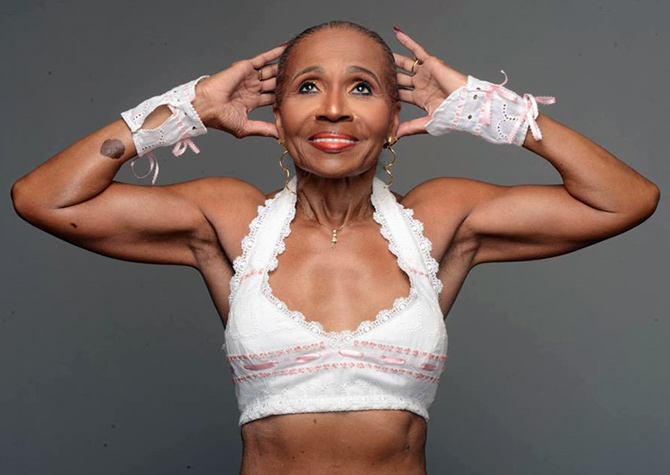 Latest News from India - Get Ahead - Careers, Health and Fitness, Personal Finance Headlines - At 80, this bodybuilder's life is an inspiration to all