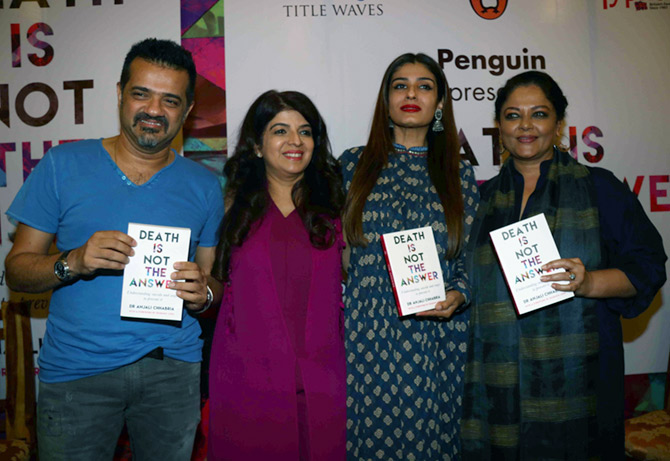 Anjali Chhabria book launch
