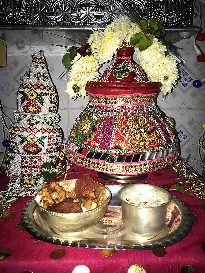 Your Navratri pics Garba traditions and more Rediff