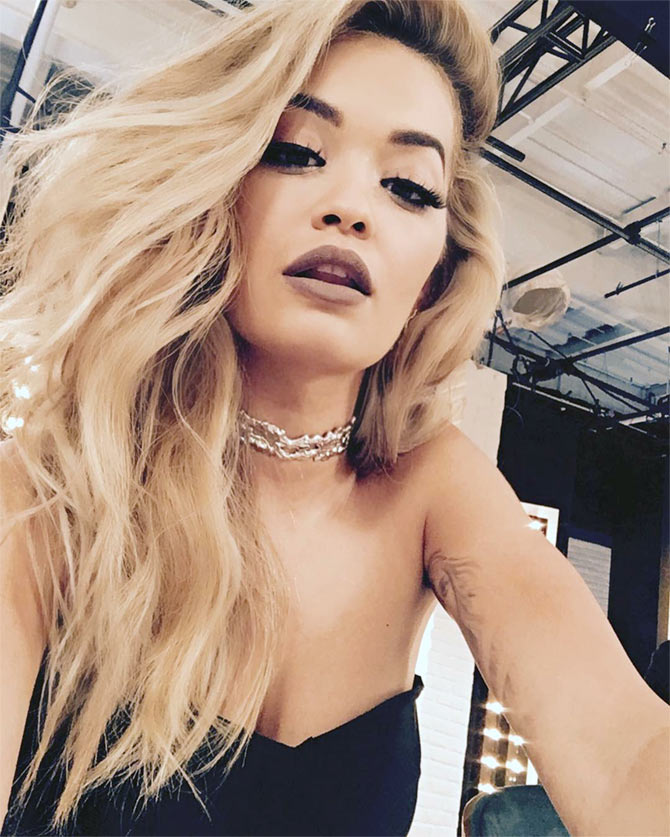 Latest News from India - Get Ahead - Careers, Health and Fitness, Personal Finance Headlines - Why is Rita Ora all over the Internet?