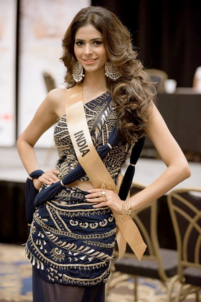 Latest News from India - Get Ahead - Careers, Health and Fitness, Personal Finance Headlines - Will Pankhuri be the first Indian to win Miss Grand International?