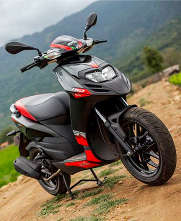 The most affordable Aprilia is here!