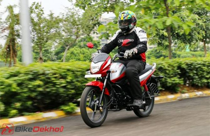 Hero Splendor ismart-110