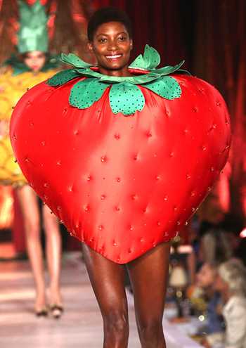 Latest News from India - Get Ahead - Careers, Health and Fitness, Personal Finance Headlines - #FashionFail: Dare to wear a strawberry dress?