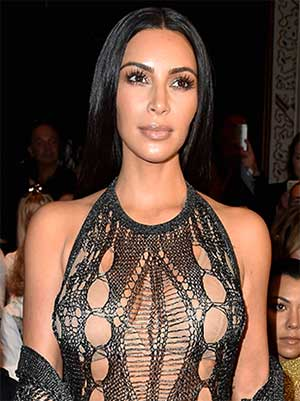 Latest News from India - Get Ahead - Careers, Health and Fitness, Personal Finance Headlines - Kim Kardashian leaves little to the imagination!
