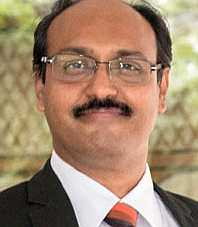 Chief Information Security Officer of HDFC Bank, Sameer J Ratolikar