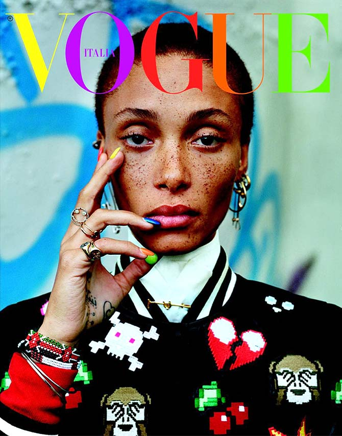 Adwoa Aboah Model of the Year