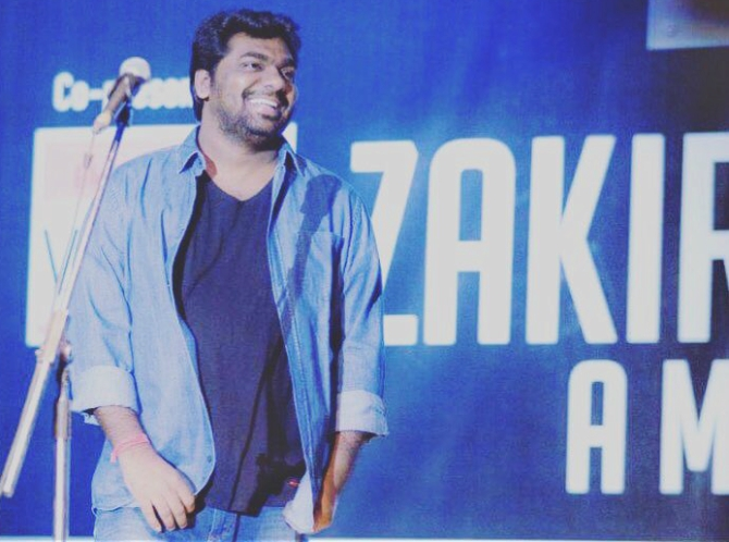 Latest News from India - Get Ahead - Careers, Health and Fitness, Personal Finance Headlines - Do stand-up comics like Zakir Khan make money?