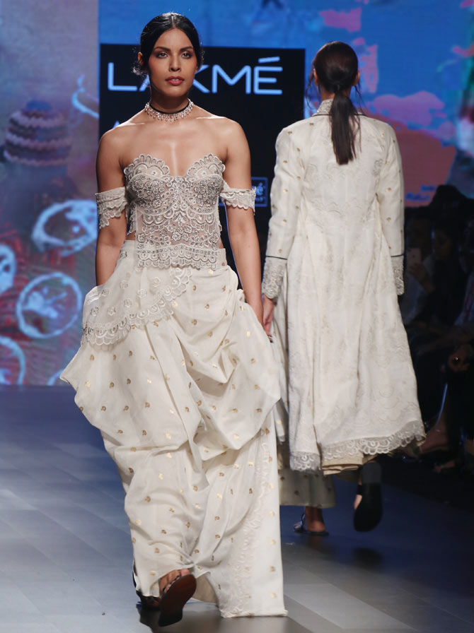 Latest News from India - Get Ahead - Careers, Health and Fitness, Personal Finance Headlines - 10 fashion lessons we learnt from LFW