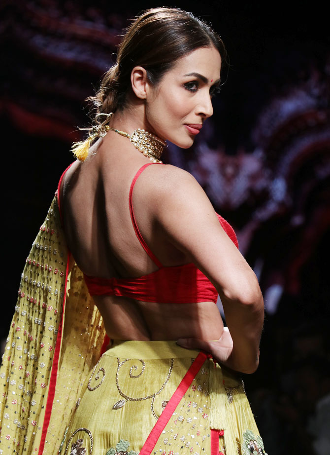 Malaika Arora for Divya Reddy