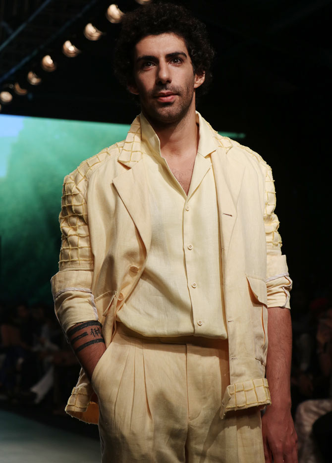 Jim Sarbh for Gaurav Khanijo