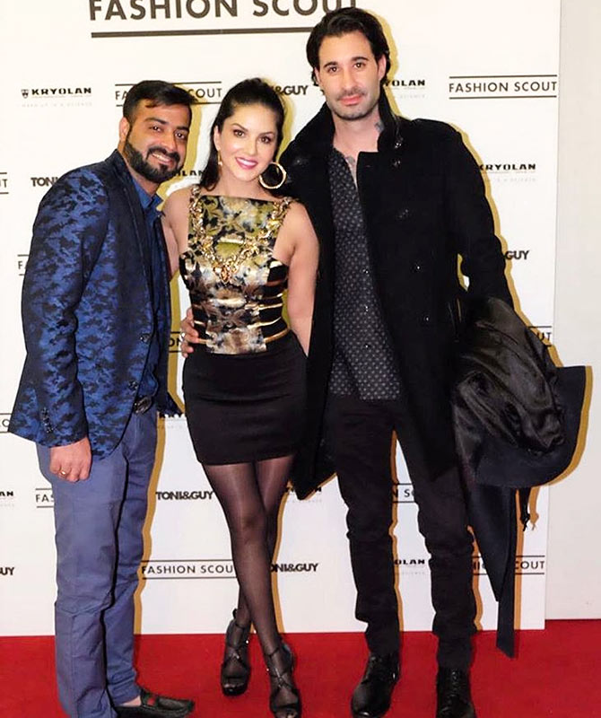 Latest News from India - Get Ahead - Careers, Health and Fitness, Personal Finance Headlines - 8 times India wowed at the London Fashion Week