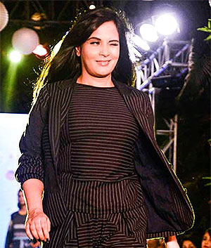 Latest News from India - Get Ahead - Careers, Health and Fitness, Personal Finance Headlines - Wonder who Richa Chadha winked at?